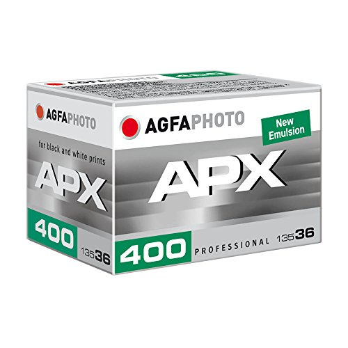 AgfaPhoto  APX 400 135-36 Negativ-Filme