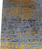 OTG Seidenteppich Handgeknupft Bambusseide Designer Elegent Modern Orientteppich (240x300)