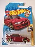 Hot Wheels 2020 Hw Turbo '98 Subaru Impreza 22B STi-Version, Red 23/250