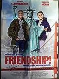Friendship! - Matthias Schweighöfer - Videoposter A1