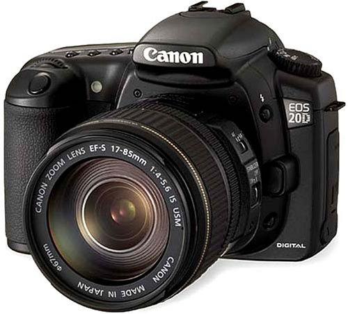 Canon EOS 20D ボディ単体 9442A001