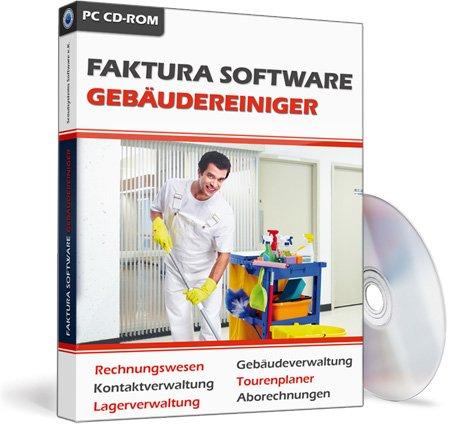Faktura Software Gebäudereiniger - Rechnungsprogramm
