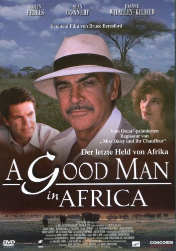 A Good Man in Africa [Alemania] [DVD]