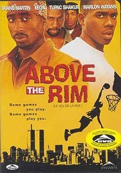 DVD Above The Rim Book