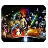 WMSHOPE iPhone 6 Case Cover Star Wars ING Square Mouse PAD Your OWN Computer Mousepad