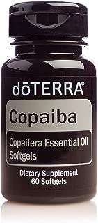 doTERRA Copaiba Softgels, 60 Count