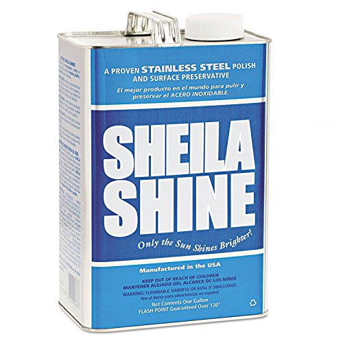 Price comparison product image Sheila Shine Stainless Steel Cleaner & Polish SSI 4