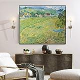 hetingyue Moderne Leinwand Kunst Ölgemälde Maler