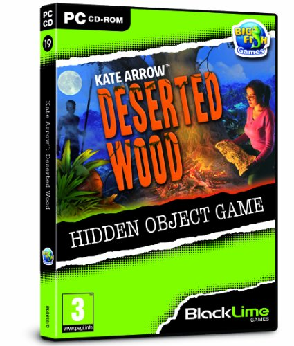 Kate Arrow: Deserted Wood (PC CD)