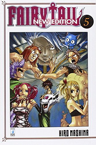 Fairy Tail. New edition (Vol. 5)