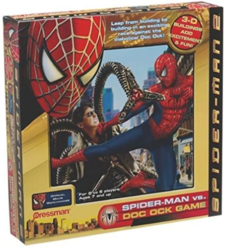 Spider-homme Doc Ock game
