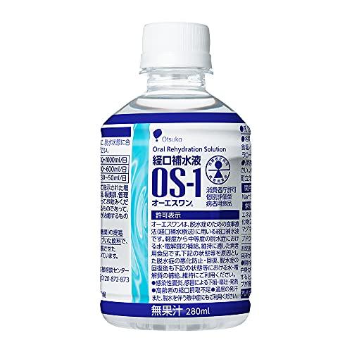 大塚製薬工場 経口補水液 オーエスワン 280mlx24本