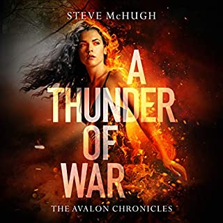 A Thunder of War Titelbild