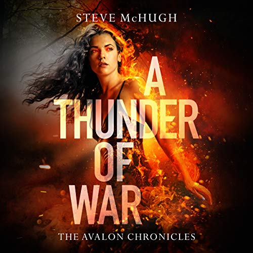 A Thunder of War cover art