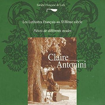 Les luthistes français au XVIIe siècle