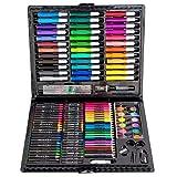 ACEHE 150 unids/Set Juego de Pintura para niños lápiz de Acuarela crayones combinación de Estudiantes de jardín de Infantes Pincel de Color Suministros de Arte