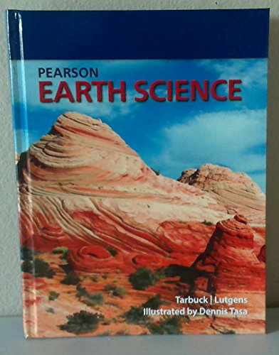Compare Textbook Prices for Pearson Earth Science  ISBN 9781323205877 by Edward J. Tarbuck