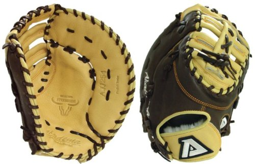 Akadema AJJ254ProSoft Series Glove (Left Hand glove, Right hand Throw, 12.5-Inch)