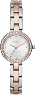 DKNY City Link, Women's Analog Watch, NY2827 - Silver