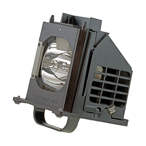 Mitsubishi WD73737 Rear Projector TV Assembly with OEM Bulb and Original Housing