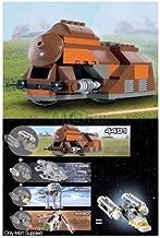 LEGO Star Wars Mini Building Set #4491 MTT Trade Federation