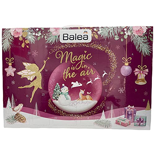 Balea - Adventskalender 2021 - Advent Calendar - Beauty - Kosmetik - MakeUp - Limitiert