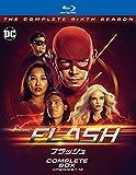 THE FLASH / フラッシュ  6thシーズンブルーレイ コンプリート・ボックス(5枚組) [Blu-ray]