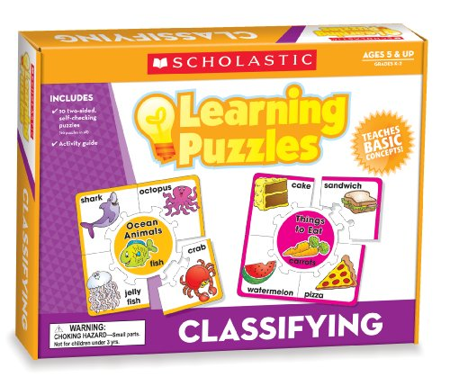 Classifying Learning Puzzles