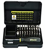 Wheeler Professional Gunsmithing Screwdriver Set (43-Piece)