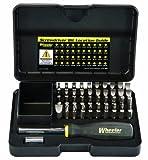 Wheeler Engineering Kit de tournevis à pistolet avec construction durable et étui de rangement pour armes et travaux d'entretien, Mixte, 954621, multicolore