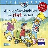 LESEMAUS Sonderbände: Jungs-Geschichten