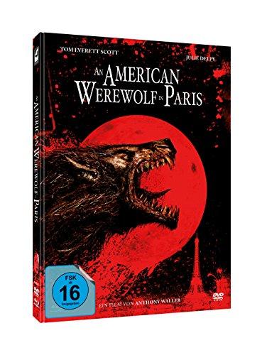 American Werewolf in Paris (Blu-ray + DVD im Mediabook - limitierte Erstauflage mit 35mm Framecard)