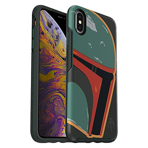 OtterBox Symmetry Series Disney Galactic Collection Case for iPhone Xs Max Boba Fett