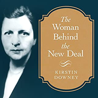 The Woman Behind the New Deal audiobook cover art