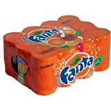 Fanta Orange 12 x 150ml Dose