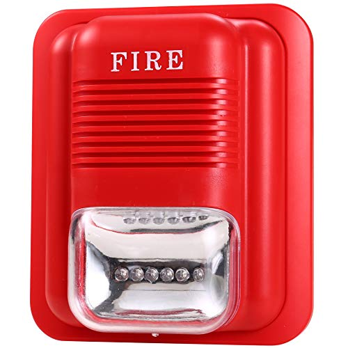 Uhppote Wired Sound And Fire Alarm