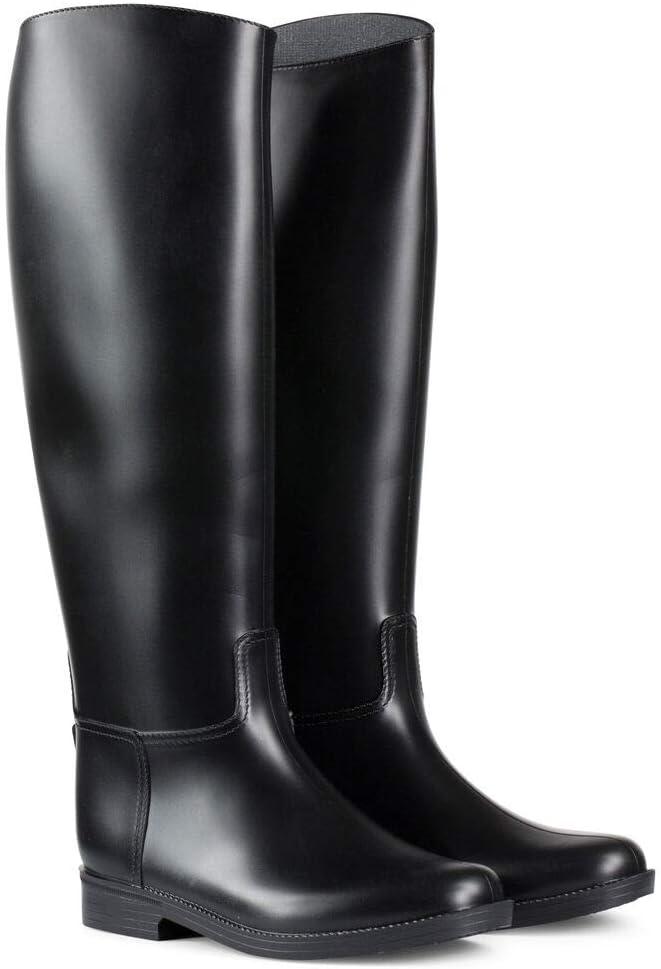 HORZE Chester Tall Dress Boots - Rubber