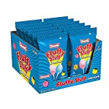 Fluffy Stuff Cotton Candy, 12 Count Box of 1 Oz Bags