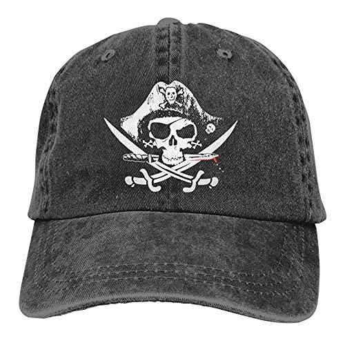 VJSDIUD Casquette de Baseball pour Homme et Femme Dead Man's Chest Animal Farm Back Trucker Hat