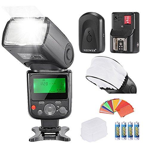 Neewer® Pro NW670 E-TTL Fotoblitz-Set für Canon Rebel T5i T4i T3i T3 T2i T1i XSi XTi SL1, EOS 700D 650D 600D 1100D 550D 500D 450D 400D 100D 300D 60D 70D DSLR-Kameras, Canon EOS M Kompaktkameras (1 x NW670 ETTL Blitz-Diffusor, 1 x Blitz-Diffusor + 1 x Blitzgerät + 1 x Blitzlichtfilter + 1 x Blitzgerät + 1 x Blitzgerät + 1 x Blitzgerät + 1 x Blitzgerät + 1 x Universal-Blitzgerät + 1 x Blitzgerät + 1 x 35 x Blitzgerät + 1 x Blitzgerät + 1 x Blitzgerät + 1 x Blitzgerät + 1 x Universal-Blitzgerät + 1 x Blitzgerät + 1 x 35 x Blitzgerät + 1 x Blitzgerät + 1 x Blitzgerät + 1 x Blitzgerät + 1 x Blitzgerät + 1 x Blitz