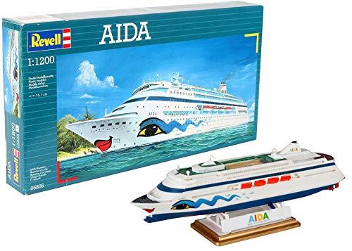 ドイツレベル 1/1200 AIDA 05805 プラモデル