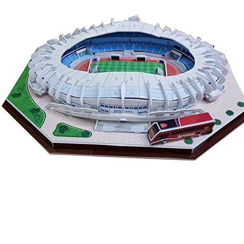 3D Puzzle Arsenal Emirates Stadium