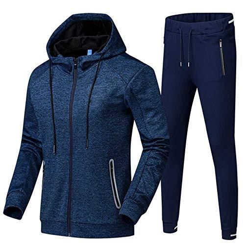NOBRAND Mannen Sport Suits Hardlopen Sets 2020 Lente Hardlopen Sets Mannen Sportkleding Joggen Fitness Trainingspakken Trainingspakken