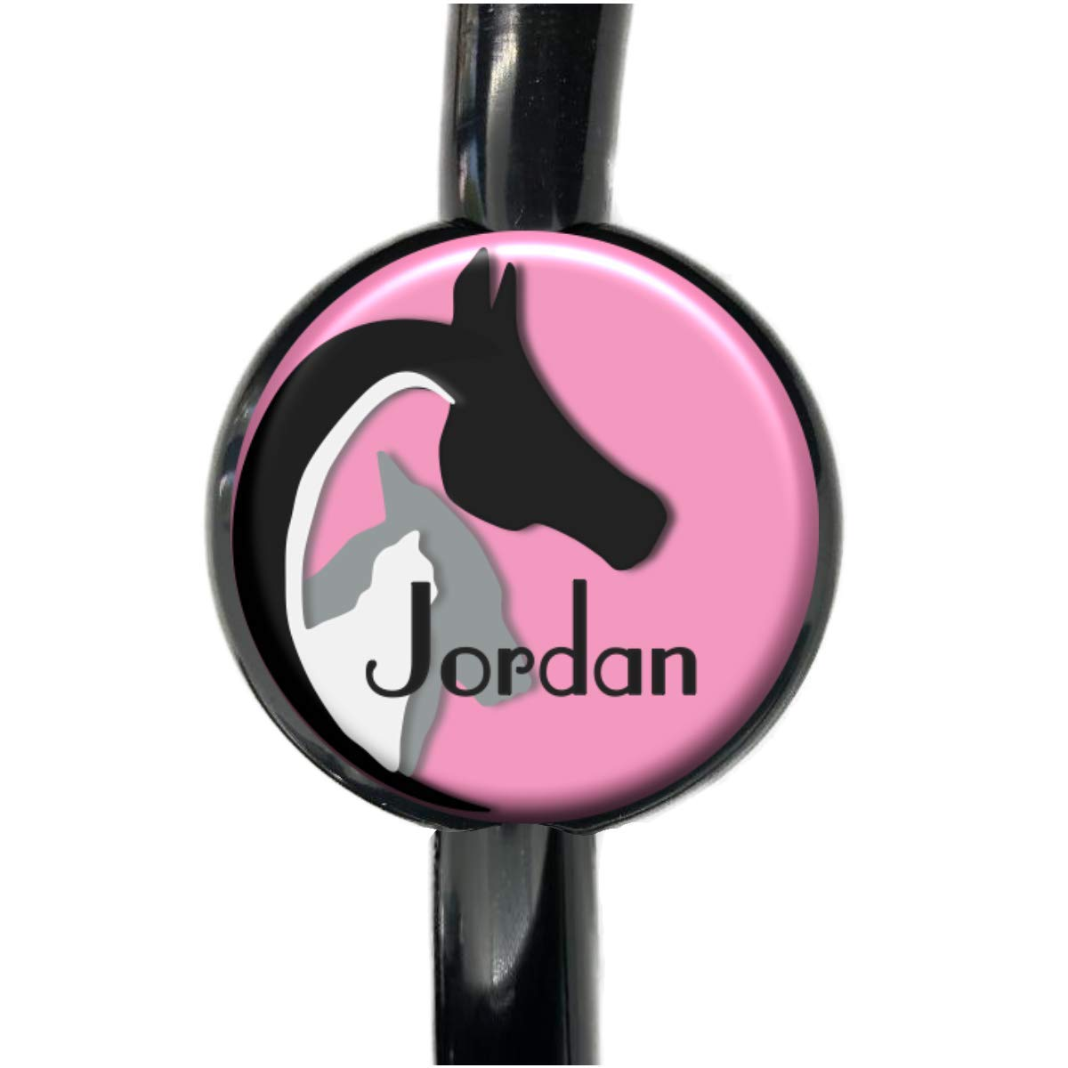 Animal Lover Stethoscope Today's only Tag Austin Mall 8 Adjustable Steth Colors - Tube