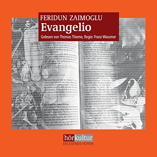 Evangelio audiobook cover art