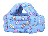 Children Baby Infant Toddler No Bumps Safety Helmet Head Cushion, Blue Candy