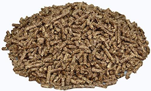 mumba Pellets natürliches Tiereinstreu Unterstreu Holzpellets Einstreu (5kg, Tiereinstreu)