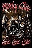 Mötley Crüe Poster Girls Girls Girls (61cm x 91,5cm)