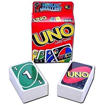 Worlds Smallest Get Wild UNO Card Game