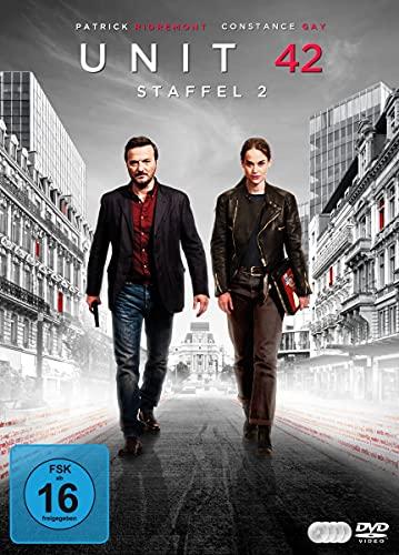 Unit 42 - Staffel 2 [4 DVDs]